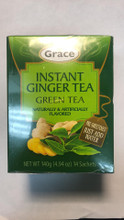 Ginger Tea in a Green Box