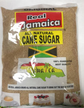 All Natural Cane Sugar in Plastic Packet