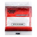 Arrowroot in plastic packet