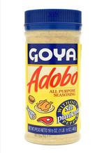 Goya Adobo in plastic bottle
