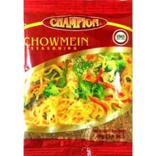 Chowmein seasoning in packet