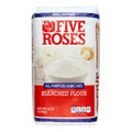 Flour in Red and White packaging
