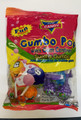 Gumbo Pops individually wrapped in plastic packet