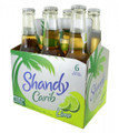 6 bottles of Shandy Lime Carib in a 6 pk