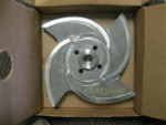 3x2x13, 316ss, 52-330-211-101 - part #, 4 vane impeller, AC, Allis Chalmers, ML08311145