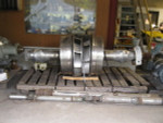 ZY100Z, 40x48x38, Imp. O.D- 35 3/8, Rotating Element, Ahlstrom, PHBC10191145