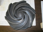 "19942-83-K1 - part #, Mission, 10.5"" dia., Kynar - material, Impeller, 6 vane,"