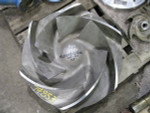 "23"", 52-460-564-101 - part #, P-4443-2 - patt # 6 vane, impeller, AC, Allis Chalmers, ML05031222"