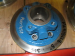 """96M2301, Peerless,  Stuffing Box Cover Jacketed, size - 8"""",  material - 316 SS ,  part # 96M2301 T F, Goulds  C3"""