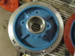"""96M1146, Stuffing Box Cover, size - 10"""", material - 316 SS,  standard bore,,  part # 96M1146, PR, B2"""