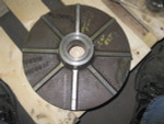 "HS, Morris, 10.5"" dia. part # 056008G95A1002, 8 vane, Impeller, ML0308139"