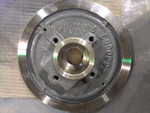 "•2630067 •Wilfley •HT 5645 •Stuffing Box •Cover •10"" •316ss - Material"