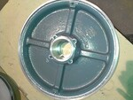 "Mark II & III  Group 2  13""  Stuffing Box  Cover  Std. bore  CD-4  DT48083A - Part #"