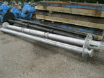 "3171  2.5x3x11  Goulds 10"" impeller carbon steel   13 foot pit depth"