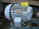 Allis Chalmers Ind. Motor Ser#51-306-088 Mod#133 MK05221511