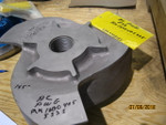 16004055335 AC PWG Impeller 8x6  14.5""