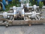 """ZPP52-600 Sulzer rotor impeller trim 24.5"""" x 26.5"""" 316ss"""