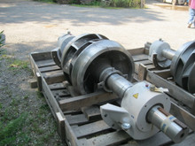 "ZPP61-700 Sulzer rotor 27.5""x28"" 316ss"
