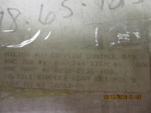 Milton Roy Worm Gear Assy  0252-0136-300