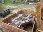 Pacific 8x13 RHC Case alloy construction