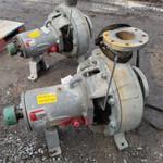 "Durco  Pump  MKIII   Gr 3    6x4x16   Impeller Dia. - 12.94""   CD4"