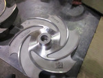 Goulds 3196 MTX 4x6x13 0101-879 impeller Ti