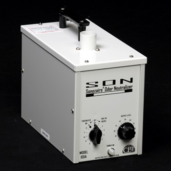 Ozone Machine - 105A, ULITIMATE IN SMOKE, CURRY AND BAD SMELL REMOVAL