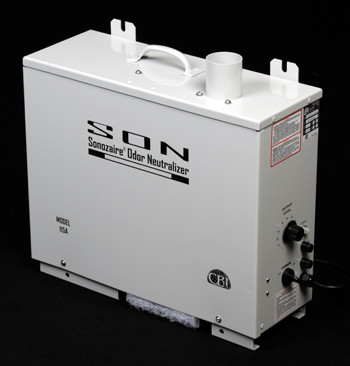 Ozone Machine - 115A, ULITIMATE IN SMOKE, CURRY AND BAD SMELL REMOVAL