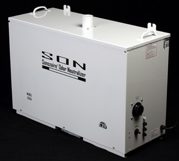 Ozone Machine - 630A, ULITIMATE IN SMOKE, CURRY AND BAD SMELL REMOVAL