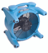 Six ways to dry  Looking for an airmover that offers six different positions to help you tackle the most difficult drying challenges? Looking for the most CFM per circuit of any airmover on the market? Look no further: it's called the Ace!  Item #F259 $445 Suggested List U.S. Funds      FeaturesSpecsDocumentation  Product Features      Very low amp draw     Six position versatility for handling a wide range of applications     Dry structures fast with 1800 actual CFM     Turn or tilt on non-skid rubber feet to switch operating positions     Compact design that's stackable for operation and storage     Ideal for structural drying, carpet cleaning, ventilation and more!    Product Specifications   Model F259 Dimensions (H × W × D) 24 × 20.3 × 19 in. 61 × 51.5 × 48.3 cm Weight 33 lbs. | 15 kg Motor 0.25 hp Controls 2-speed switch Airflow 1881 CFM | 3196 CMM Airflow per 15 amp circuit 15,048 CFM Power 1.5 amps Operating positions 6 Stackable for operation Yes Stackable for storage Yes Fan blade 16 in. | 40.6 cm  Power cord 25 ft. | 7.6 m Construction Rotomolded polyethylene housing.    UL/cUL listed