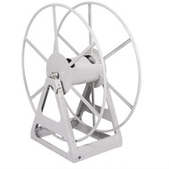 Vacuum Hose Reel - Manual, holds 250 foot of vacum hose