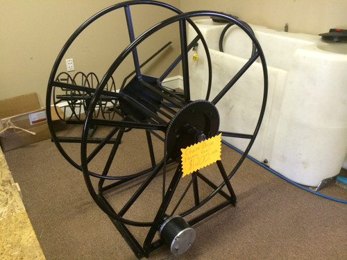 300 foot electric chin drive hose reel