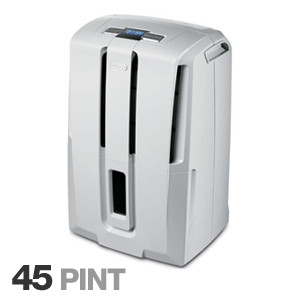 The patented pump function of the DD50PE allows the unit to continuously discharge moisture without having to empty a bucket; the unit can pump water upward to drain out a basement window or into a sink, up to 16'' with the provided hose. Save on energy bills with the Energy-Star qualification and eco-friendly R410A refrigerant. Choose the ideal humidity level that best suits your needs by adjusting the humidistat. Monitor the relative humidity and temperature with the easy to use LCD electronic controls. There are three ways to collect the water; drain continuously through the patented pump system with the16' included hose, passively through the 3' included hose or directly into the tank with 6 liter capacity      ENERGY SAVING     PATENTED PUMP SYSTEM     DRAIN WATER IN THREE WAYS