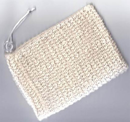 Exfoliating Sisal Pouch