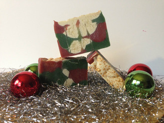 Christmas Spice HandCrafted Soap
