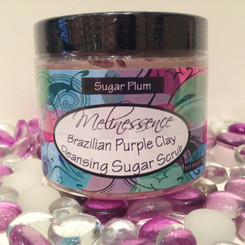 Brazilian Purple Clay Sugar Scrub