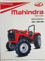 PARTS MANUAL - 4540 / 4550 4WD