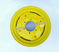"FRONT WHEEL RIM 4½"" x 16"" - YELLOW"