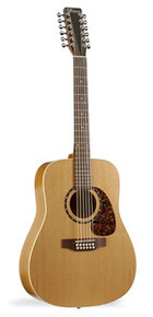 Norman B18 Cedar 12 String presys