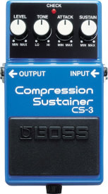 BOSS Copmression Sustainer CS-3