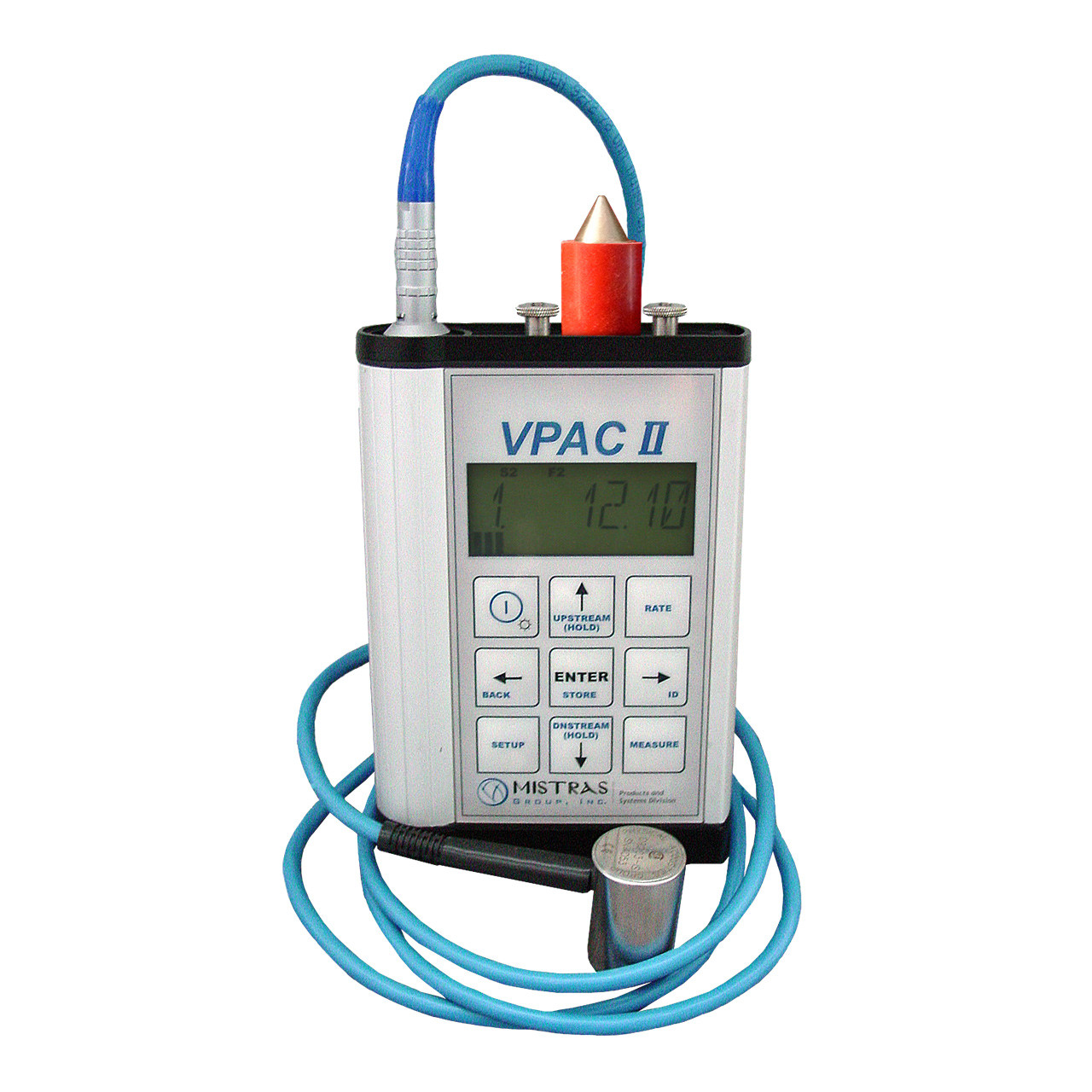 Portable Gas Detection >> VPAC™II – Through-Valve Loss Control Instrument, by Physical Acoustics