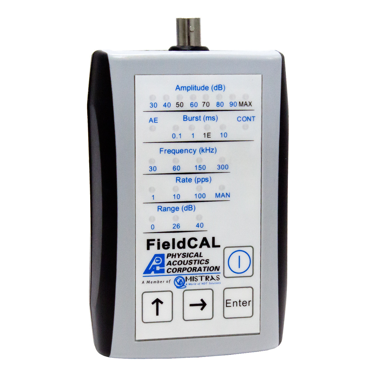 FieldCal – Hand-Held AE Signal Generator, by Physical Acoustics