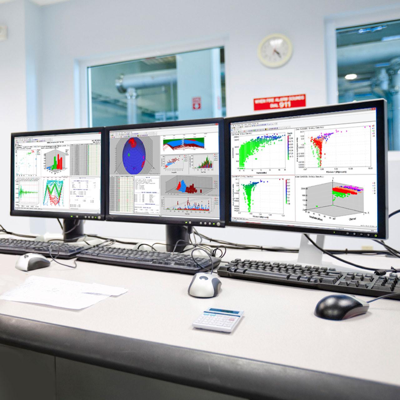 NOESIS™ – Advanced Data Analysis Pattern Recognition