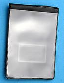 501-L - Badge Holder Vertical Magnetic 100 Per Pack