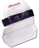 504ARFW - Arm Band Badge Holder White 100 Per Pack