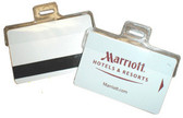 504-HC2 - Badge Holder CC Size Horizontal 100 Per Pack