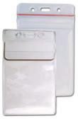 506-43FS - Badge Holder Horizontal 100 Per Pack