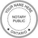 158  NOTARY PUBLIC POCKET SEAL