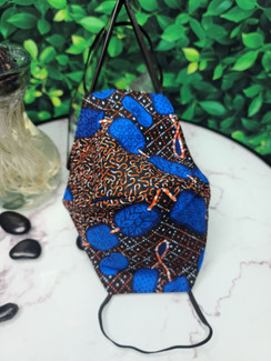 Statement Piece Face Mask - Main View