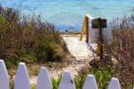 Beach path Hyannis Port